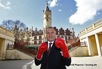 Waldemar Kluch ©Eroll Popova / boxing.de.