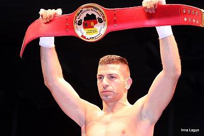 Gökalp Özekler ©EC Boxing.