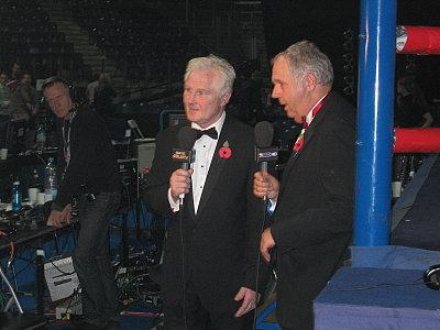 Sky Sports Boxing ©Nino Celic.
