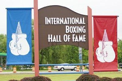 International Boxing Hall of Fame ©Kevin Blatt / ONTHEGRiNDBOXiNG.