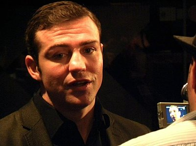 Matthew Macklin ©Brian Peters Promotions.