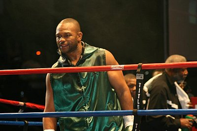 Roy Jones Jr. ©Sylvana Ambrosanio.
