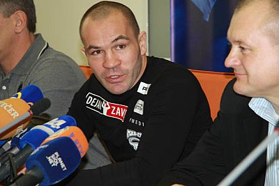 Jan Zaveck ©SES-Boxing.