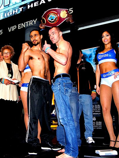 Keith Thurman, Jan Zaveck ©SES.
