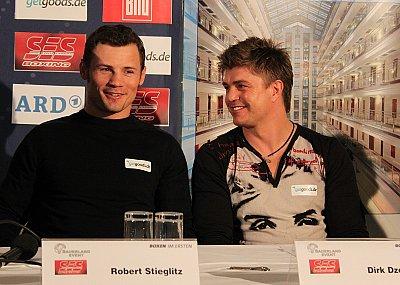 Robert Stieglitz, Dirk Dzemski ©SE.
