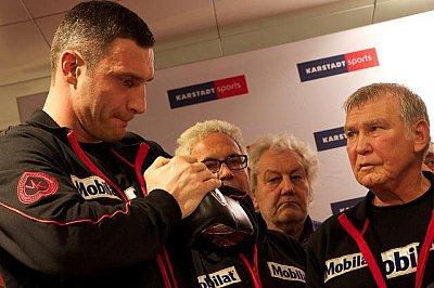 Vitali Klitschko ©KMG / Dmitriy Abramov.