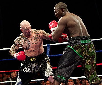 Lucas Browne ©Hatton Promotions.