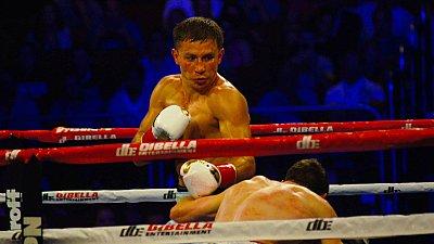 Gennady Golovkin ©Snappa Redley/Onthegrindboxing.com.