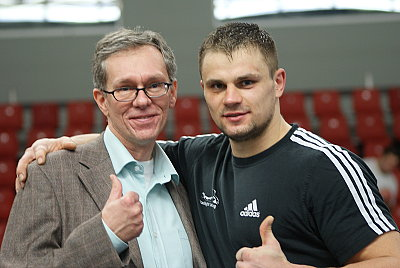 Leif Magnusson, Denis Boytsov ©Leif Magnusson.