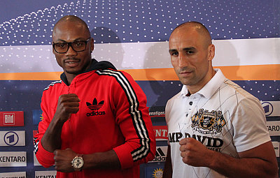 Willbeforce Shihepo, Arthur Abraham ©SE.