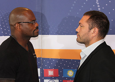 Tony Thompson, Kubrat Pulev ©SE.