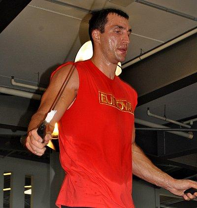 Wladimir Klitschko ©Sylvana Ambrosanio.