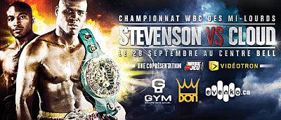 Stevenson vs. Cloud ©GYM.