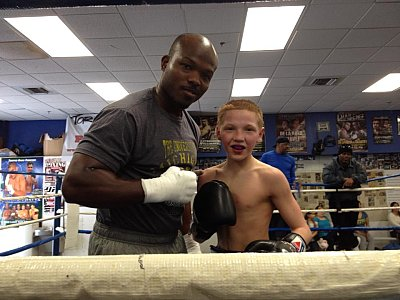 Timothy Bradley ©Richard Macias.