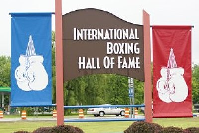 International Boxing Hall of Fame ©Kevin Blatt / ONTHEGRiNDBOXiNG.