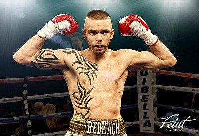Ivan Redkach ©Feint Boxing.