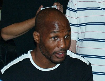Bernard Hopkins ©Claudia Bocanegra.