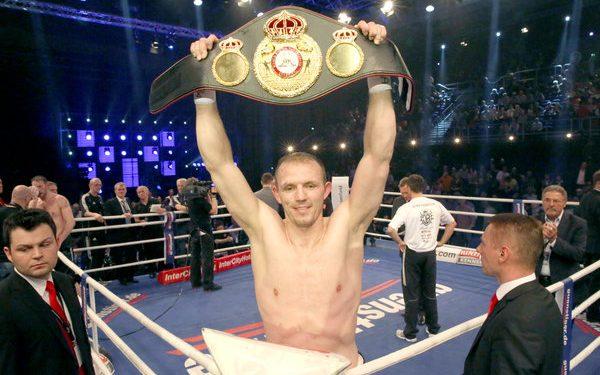 Boxgala in Rostock - WBA-WM Brähmer-Maccarinelli