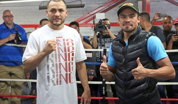Mike Alvarado, Juan Manuel Márquez
