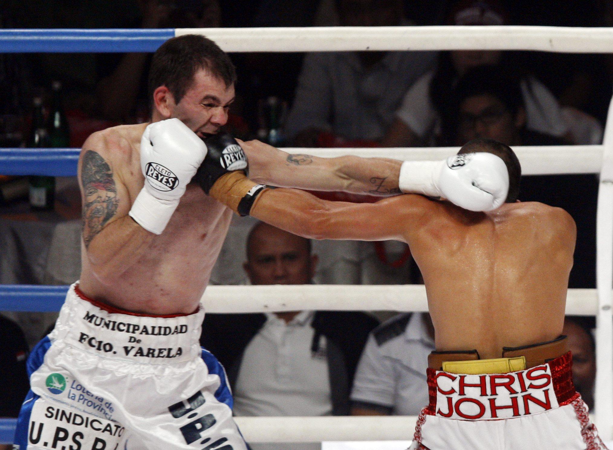 WBA Super-featherweight championship
