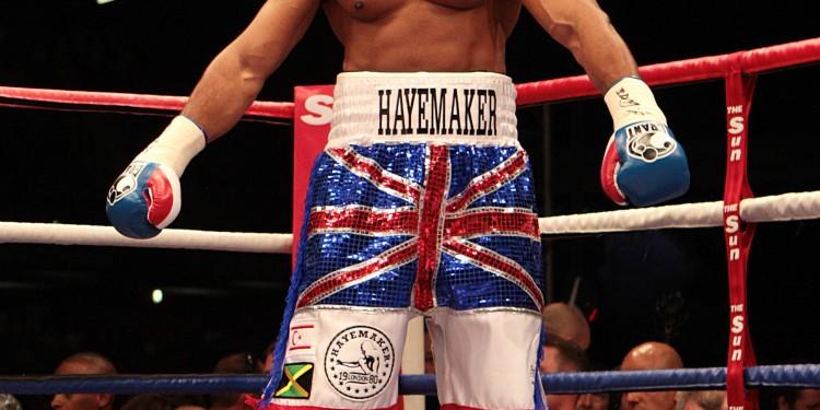 Boxing - David Haye Filer