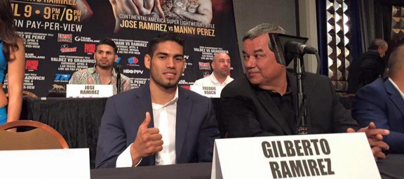 Sauerland-Gilberto Ramirez
