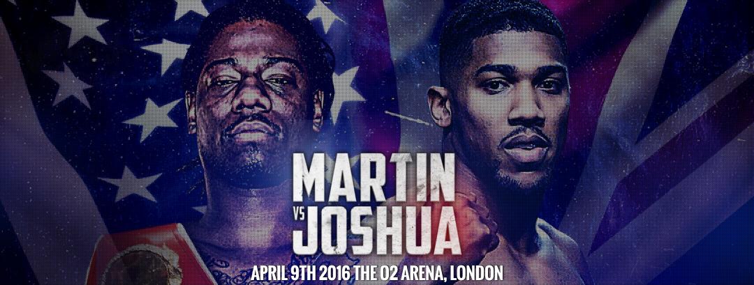 Martin V Joshua Highlights