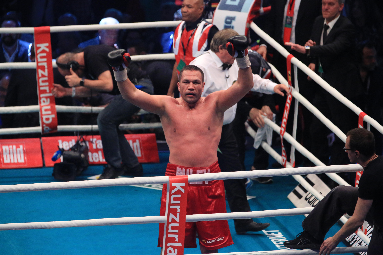 """Pulev verpasst Chisora dickes Auge  """"Ich kann noch besser boxen ... cca7f0ae95"""