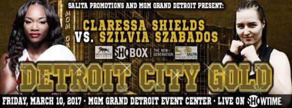 Shields Plakat