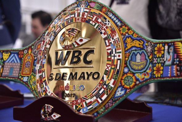 WBC Indio Belt