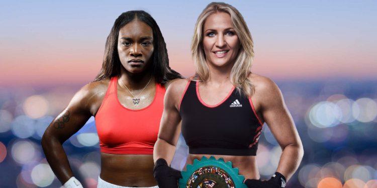 Foto: Nikki Adler Boxing_Adler vs Shields2