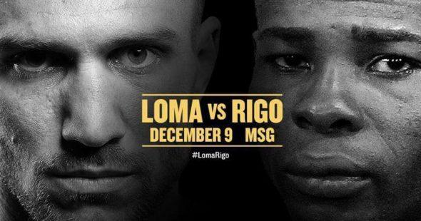 Loma vs Rigo 9. Dez.