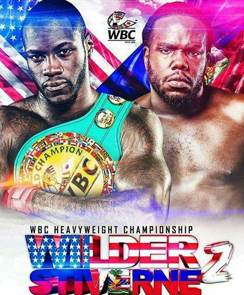 Wilder vs Stiverne 2