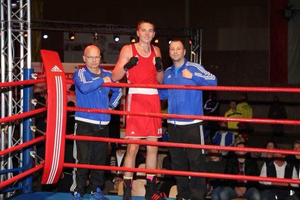 Foto Boxclub TRAKTOR Schwerin_Viktor Jurk