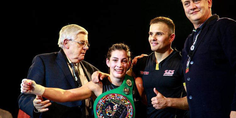 Foto SES Boxing_Lucie Sedlackova