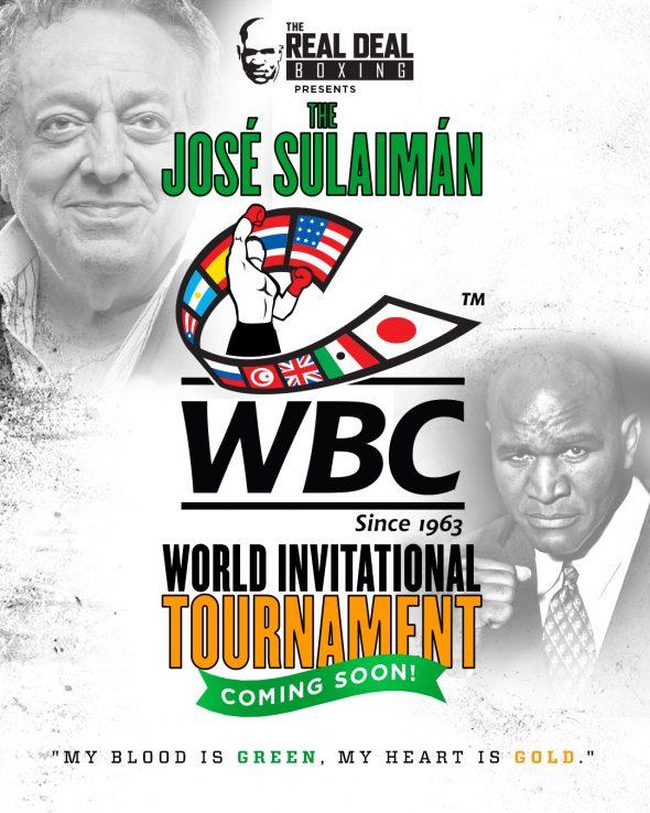WBC Weltergewicht Turnier