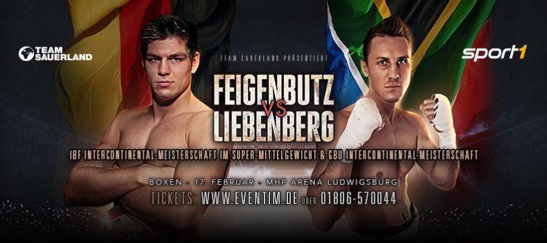 Foto Team Sauerland-Feigenbutz vs. Liebenberg