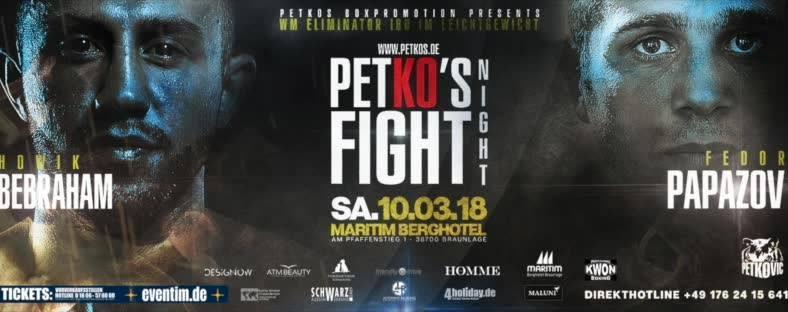 Foto Facebook Fanpage Petkos Boxpromotion