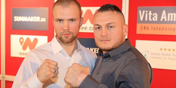 Foto SES Boxing_Härtel, Deines