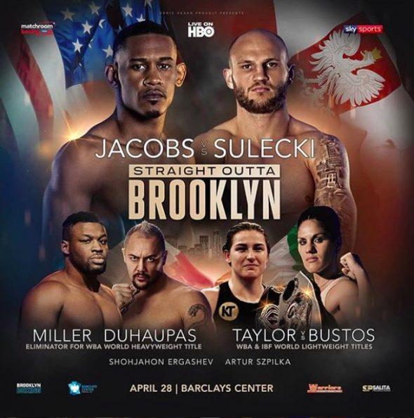 Jacobs vs Sulecki 1