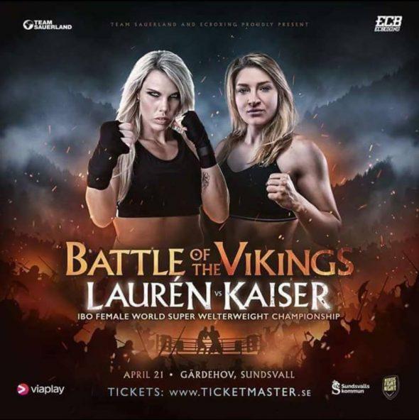 Lauren vs Kaiser