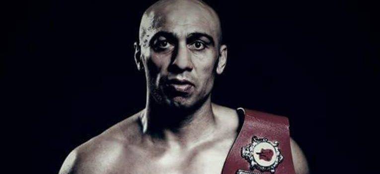 Yakup Saglam - Bildnachweis FLP Boxteam