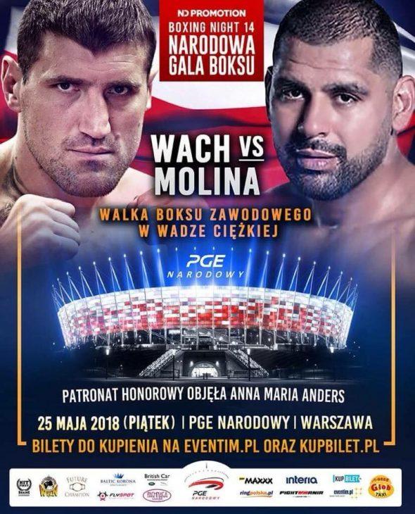 Wach vs Molina