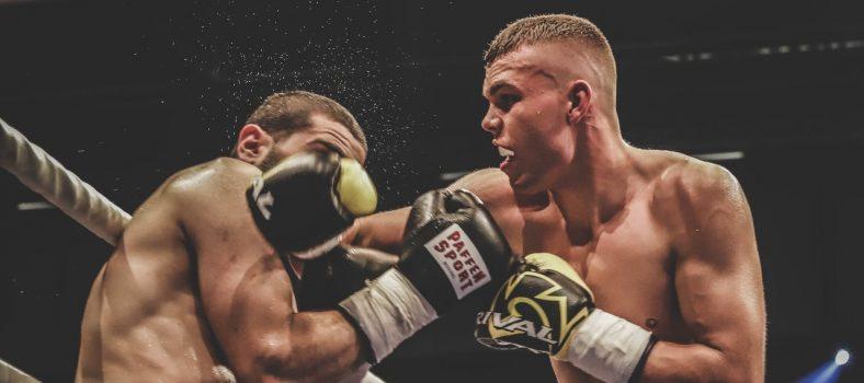 Foto Philipp Schneider-Leon Bauer im Fight