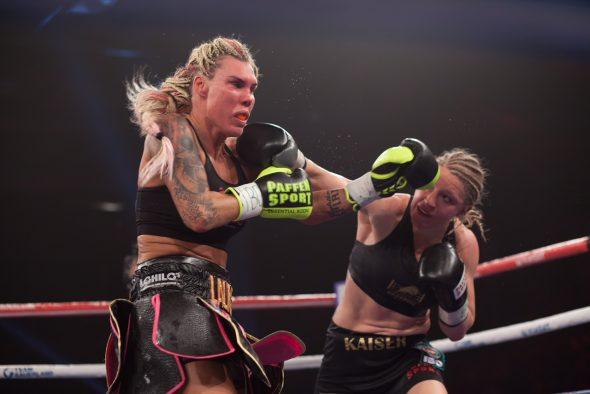 Foto Jorgen Jonsson-Verena Kaiser gegen Lauren