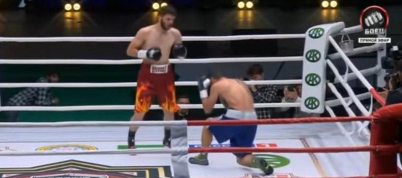 weltergewicht boxen