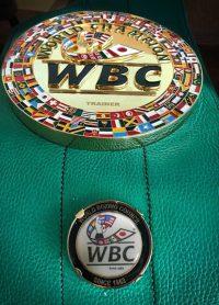 WBC Trainergürtel