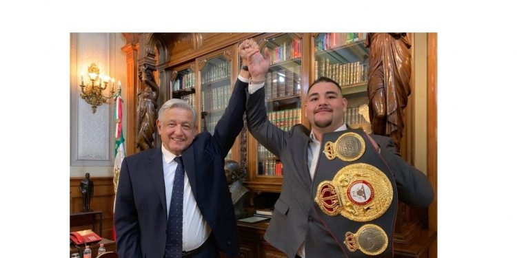 Bild: facebook / Andy Ruiz