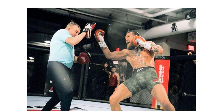 Conor Mcgregor Ruckkehr In Den Boxring Boxen Alle