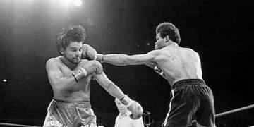 Kirkland Laing vs Roberto Duran